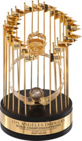 Baseball Collectibles:Others, 1981 Los Angeles Dodgers World Championship Trophy....