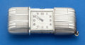 Timepieces:Other , Movado Sterling Purse Watch . ...