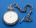 Timepieces:Pocket (post 1900), Omega 17 Jewel 16 Size Pocket Watch. ...