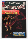 Silver Age (1956-1969):Superhero, The Amazing Spider-Man #28 (Marvel, 1965) Condition: VG/FN....