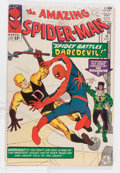 Silver Age (1956-1969):Superhero, The Amazing Spider-Man #16 (Marvel, 1964) Condition: VG....