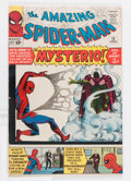 Silver Age (1956-1969):Superhero, The Amazing Spider-Man #13 (Marvel, 1964) Condition: FN....