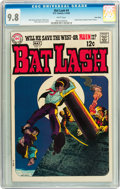 Silver Age (1956-1969):Western, Bat Lash #4 Twin Cities pedigree (DC, 1969) CGC NM/MT 9.8 White pages....