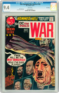 Bronze Age (1970-1979):War, Star Spangled War Stories #156 Twin Cities pedigree (DC, 1971) CGC NM 9.4 White pages....