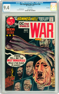 Star Spangled War Stories #156 Twin Cities pedigree (DC, 1971) CGC NM 9.4 White pages