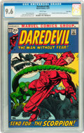 Bronze Age (1970-1979):Superhero, Daredevil #82 Twin Cities pedigree (Marvel, 1971) CGC NM+ 9.6 White pages....
