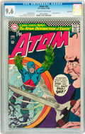 Silver Age (1956-1969):Superhero, The Atom #24 Twin Cities pedigree (DC, 1966) CGC NM+ 9.6 Off-white to white pages....