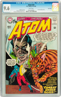 Silver Age (1956-1969):Superhero, The Atom #21 Twin Cities pedigree (DC, 1965) CGC NM+ 9.6 White pages....