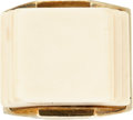 Estate Jewelry:Rings, Ivory, Gold Ring. ...