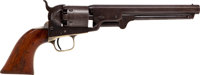 Colt M1851 .36 Caliber Percussion Navy Revolver #101682 Matching, Including Wedge, Manufactured 1861