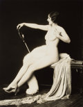 Photographs:20th Century, ALFRED CHENEY JOHNSTON (American, 1885-1971). Bonnie Murray,1927. Vintage gelatin silver. 12-1/2 x 9-1/2 inches (31.8 x...
