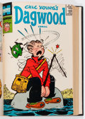 Golden Age (1938-1955):Miscellaneous, Harvey Comics May-June 1956 Bound Volume (Harvey, 1956)....