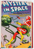 Silver Age (1956-1969):Science Fiction, Mystery in Space #60-117 Bound Volumes (DC, 1960-81).... (Total: 3 Items)