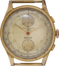 Miscellaneous Collectibles:General, Wristwatch Presented to Manolete on Visit to Mexico....