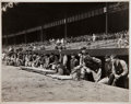 Baseball Collectibles:Others, 1939 Ted Williams Rookie News Photograph....