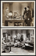 """Movie Posters:Mystery, Docks of New Orleans (Monogram, 1948). Photos (2) (8"""" X 10"""").Mystery.. ... (Total: 2 Items)"""