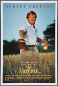 """Movie Posters:Sports, The Natural (Tri-Star, 1984). Australian One Sheet (27"""" X 41""""). Sports.. ..."""