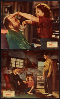 """Tess of the Storm Country (Fox, 1932). Jumbo Lobby Cards (2) (14"""" X 17""""). Drama. ... (Total: 2 Items)"""