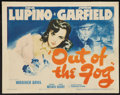 "Movie Posters:Crime, Out of the Fog (Warner Brothers, 1941). Title Lobby Card (11"" X14""). Crime.. ..."