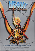 "Movie Posters:Animated, Heavy Metal (Columbia, R-1996). One Sheet (27"" X 40""). Animated....."