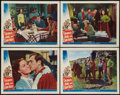 "Movie Posters:Western, Calamity Jane and Sam Bass (Universal International, 1949). LobbyCards (4) (11"" X 14""). Western.. ... (Total: 4 Items)"