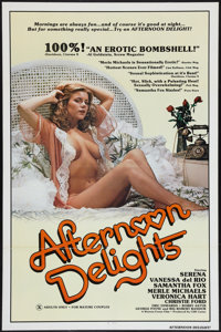 """Afternoon Delights & Other Lot (Ashton Releasing, 1980). One Sheets (2) (27"""" X 41""""). Adult. ... (Total: 2..."""