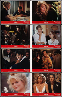 "Star 80 and Other Lot (Warner Brothers, 1983). Lobby Card Sets of 8 (2) (11"" X 14""). Drama. ... (Total: 16 Ite..."