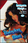 "Movie Posters:Adult, Babylon Blue & Other Lot (New York Releasing, 1983). One Sheets (2) (24"" X 36"" & 27"" X 41""). Adult.. ... (Total: 2 Items)"