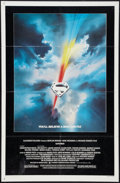 """Movie Posters:Action, Superman the Movie & Other Lot (Warner Brothers, 1978). OneSheet (27"""" X 41"""") & Lobby Card (11"""" X 14""""). Action.. ...(Total: 2 Items)"""