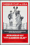 "Movie Posters:Sports, Muhammad Ali a.k.a. Cassius Clay (United Artists, 1970). One Sheet (27"" X 41""). Sports.. ..."