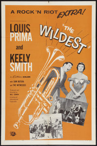 "The Wildest (Universal International, 1958). One Sheet (27"" X 41""). Musical Short"