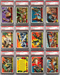 "Non-Sport Cards:Sets, 1962 Topps ""Mars Attacks"" High Grade Complete Set (55). ..."