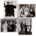 """Movie Posters:Horror, The Ghost of Frankenstein (Universal, 1942). Photos (8) (8"""" X 10"""") and Portfolio Pieces (14) (8. 5 X 11).. ... (Total: 22 Items)"""