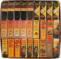 Big Little Book:Miscellaneous, Big Little Book Zane Grey and Others Group (Whitman, 1935-39)....(Total: 27 Items)