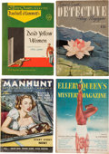 Pulps:Detective, Mystery-Themed Digests Group (Various, 1943-67) Condition: AverageVG+.... (Total: 23 Items)