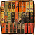 Big Little Book:Miscellaneous, Big Little Book Group featuring Dick Tracy (Whitman, 1933-40)....(Total: 27 Items)