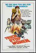 "Movie Posters:Bad Girl, Truck Stop Women (L-T Films, 1974). One Sheet (27"" X 41""). BadGirl.. ..."