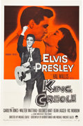 """Movie Posters:Elvis Presley, King Creole (Paramount, 1958). One Sheet (27"""" X 41"""").. ..."""