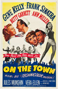 """On the Town (MGM, 1949). One Sheet (27"""" X 41"""")"""