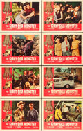 """Movie Posters:Horror, The Giant Gila Monster (McLendon Radio Pictures, 1959). Lobby Card Set of 8 (11"""" X 14"""").. ... (Total: 8 Items)"""