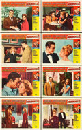 """Movie Posters:Hitchcock, Marnie (Universal, 1964). Lobby Card Set of 8 (11"""" X 14"""").. ... (Total: 8 Items)"""