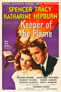 "Movie Posters:Drama, Keeper of the Flame (MGM, 1942). One Sheet (27"" X 41"") Style C.. ..."
