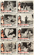 """Movie Posters:Horror, The Beast of Yucca Flats (Cinema Associates, Inc., 1962). Lobby Card Set of 8 (11"""" X 14"""").. ... (Total: 8 Items)"""