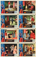 """Movie Posters:Science Fiction, The Astounding She Monster (American International, 1958). LobbyCard Set of 8 (11"""" X 14"""").. ... (Total: 8 Items)"""