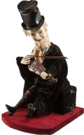 Antiques:Toys, Automaton: Playing Violinist ...
