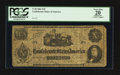 Confederate Notes:1862 Issues, T48 $10 1862 XX-3.. ...
