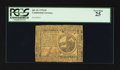 Colonial Notes:Continental Congress Issues, Continental Currency July 22, 1776 $2 PCGS Very Fine 25.. ...