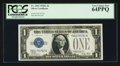 Fr. 1601 $1 1928A Silver Certificate. PCGS Very Choice New 64PPQ