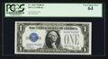 Fr. 1602 $1 1928B Silver Certificate. PCGS Very Choice New 64