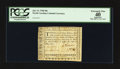Colonial Notes:North Carolina, North Carolina July 14, 1760 40s PCGS Apparent Extremely Fine 40.....